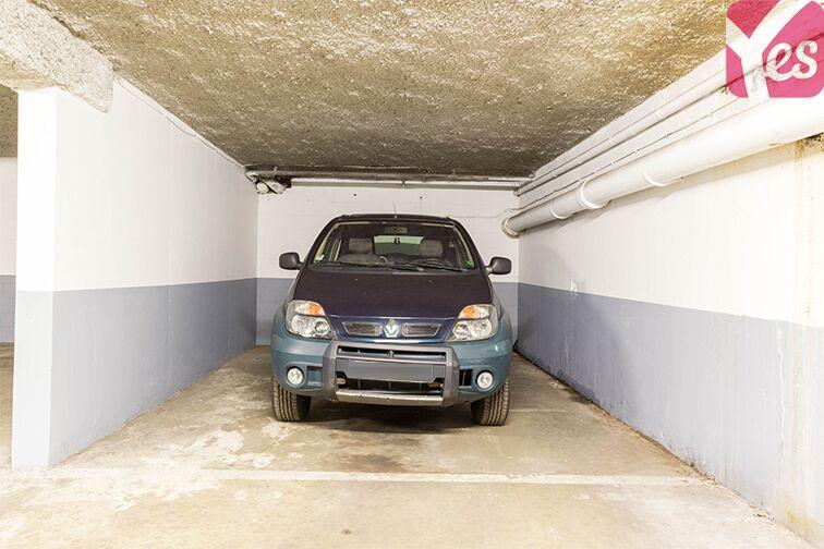 Parking Gymnase Broustal - Trappes box