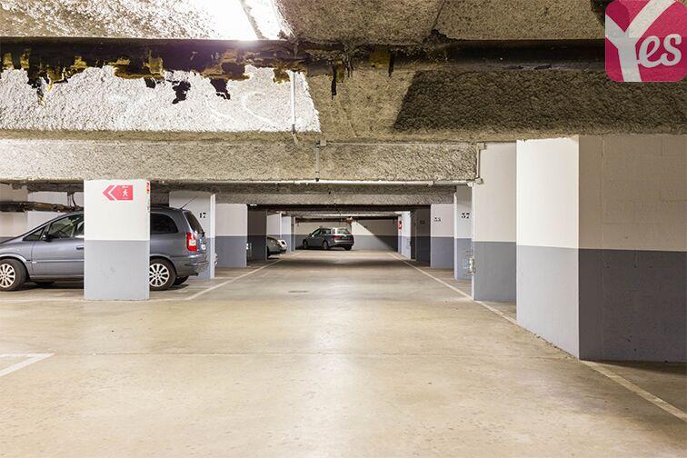 Parking Gymnase Broustal - Trappes 78190