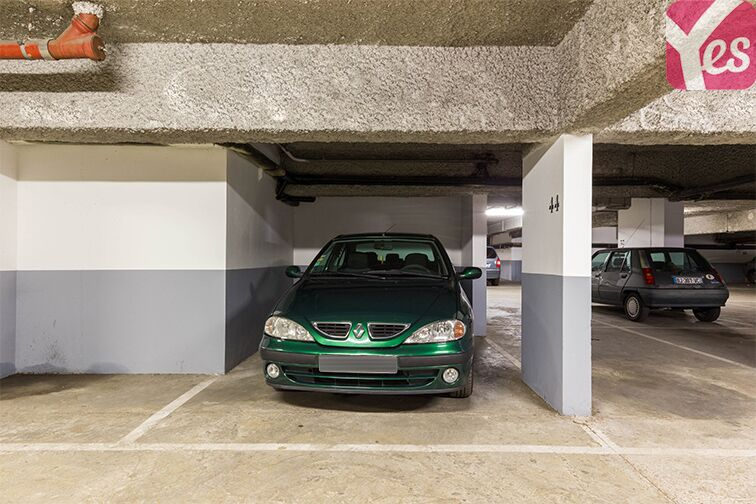 Parking Gymnase Broustal - Trappes avis