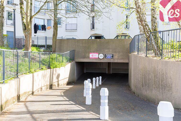 Parking Gymnase Broustal - Trappes Trappes