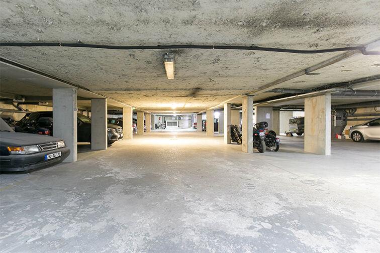 Parking Roquette - Père Lachaise - Paris à louer