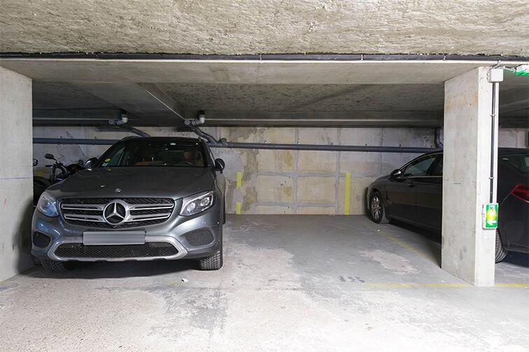 Parking Roquette - Père Lachaise - Paris 10 impasse Daunay