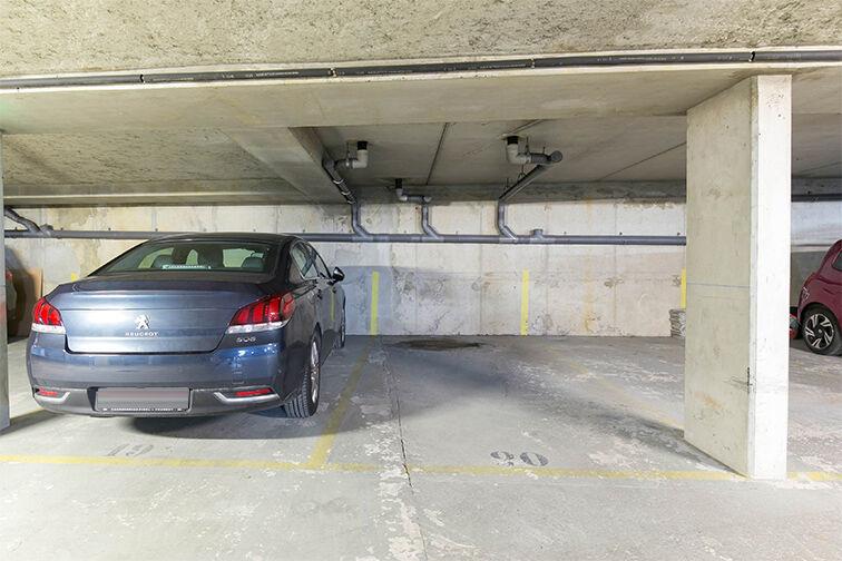 Parking Roquette - Père Lachaise - Paris Paris