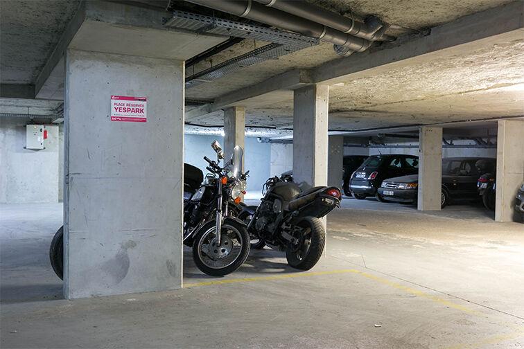 Parking Roquette - Père Lachaise - Paris avis