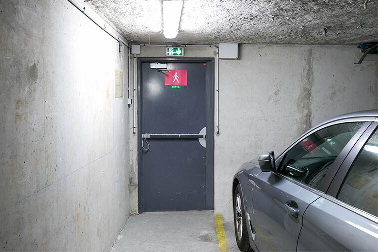 Parking Roquette - Père Lachaise - Paris box
