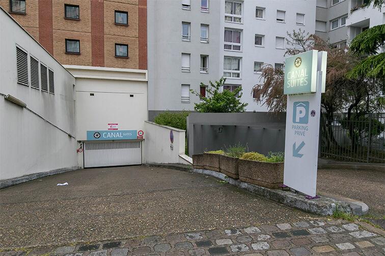 Parking Consulat de Tunisie - Pantin box