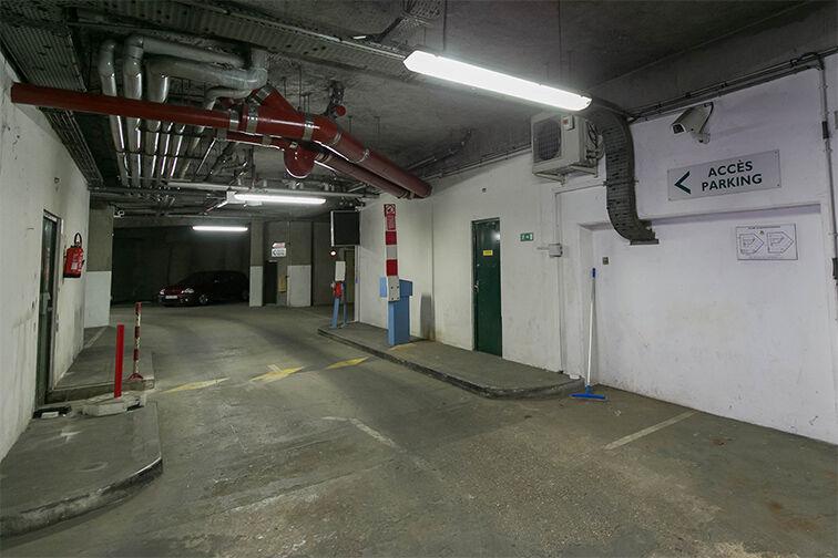Parking Consulat de Tunisie - Pantin location
