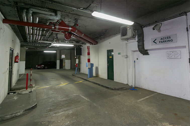 Parking Consulat de Tunisie - Pantin 93500
