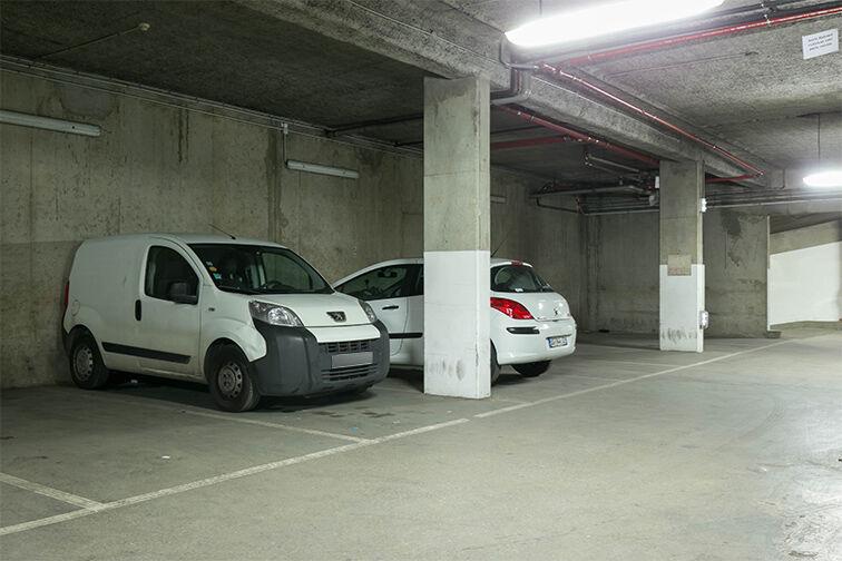 Parking Consulat de Tunisie - Pantin garage