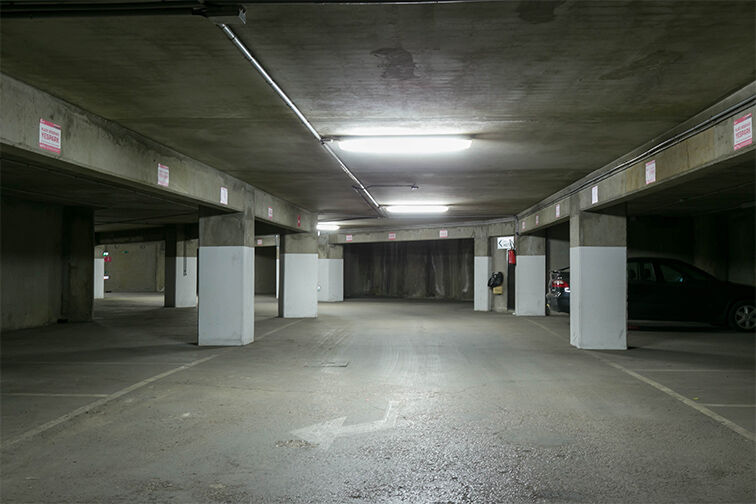 Parking Consulat de Tunisie - Pantin souterrain