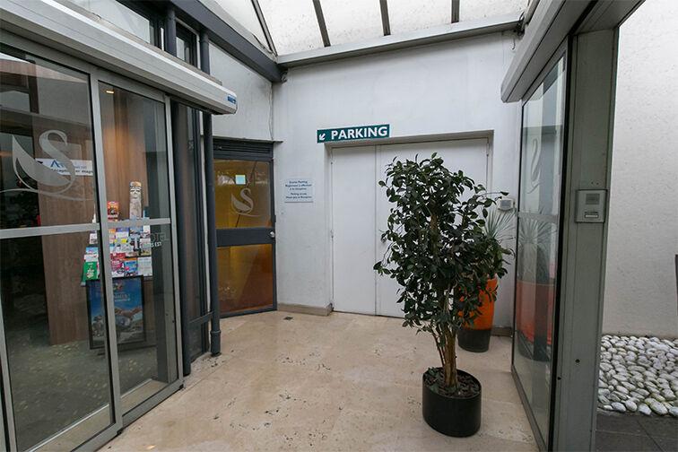 Parking Consulat de Tunisie - Pantin sécurisé