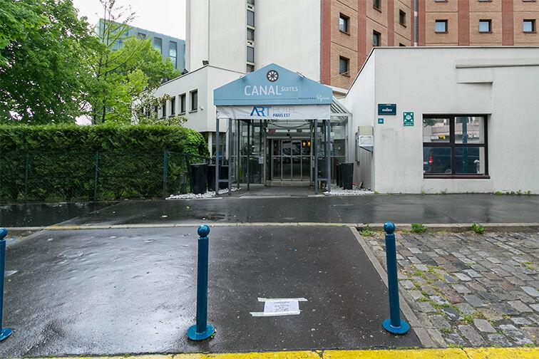 Parking Consulat de Tunisie - Pantin en location