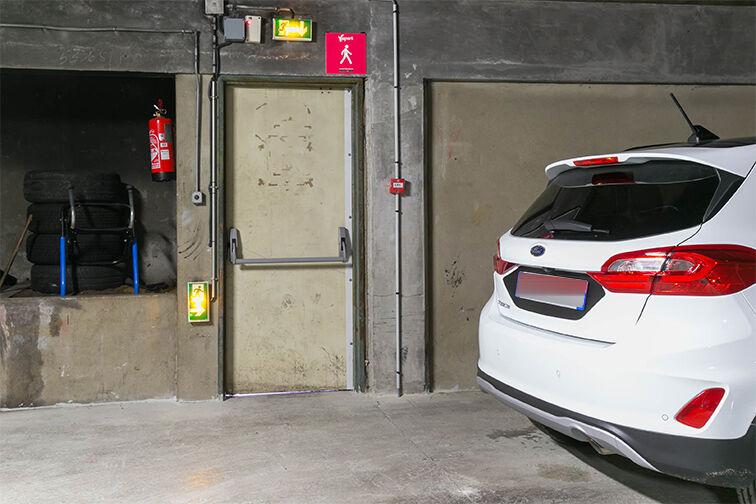 Parking Métro Marcel Sembat - Rue du Dôme - Boulogne-Billancourt Boulogne-Billancourt