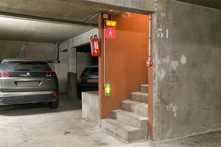 Parking Métro Marcel Sembat - Rue du Dôme - Boulogne-Billancourt 92100