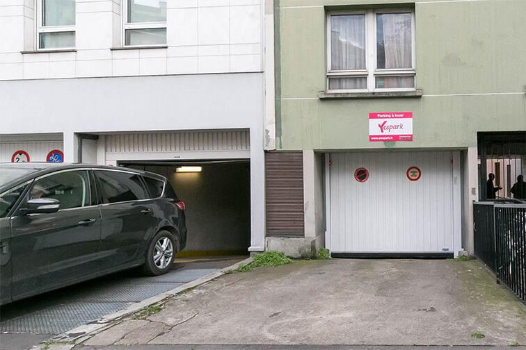Parking Métro Marcel Sembat - Rue du Dôme - Boulogne-Billancourt sécurisé