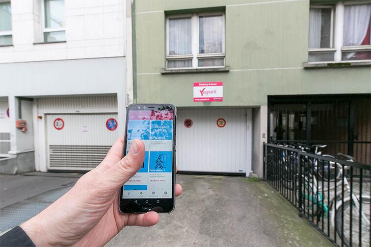 Location parking Métro Marcel Sembat - Rue du Dôme - Boulogne-Billancourt