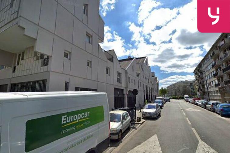 Parking Espace Jean Renaudie location mensuelle