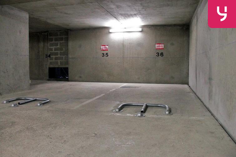 Parking Rue Duchefdelaville - Paris location