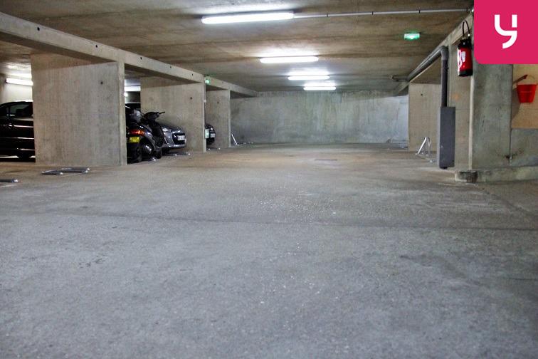 Parking Rue Duchefdelaville - Paris caméra