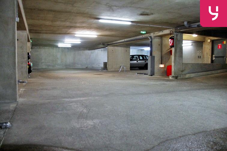 Parking Rue Duchefdelaville - Paris souterrain