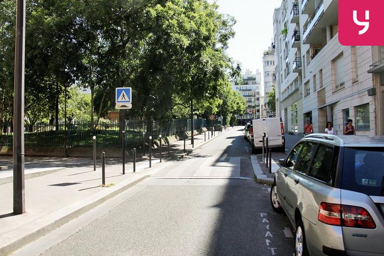 Parking Rue Duchefdelaville - Paris gardien