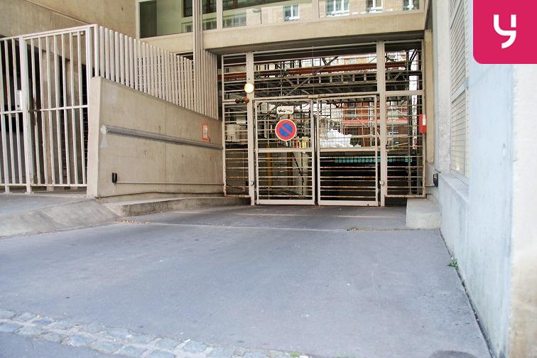 Parking Rue Duchefdelaville - Paris 75013