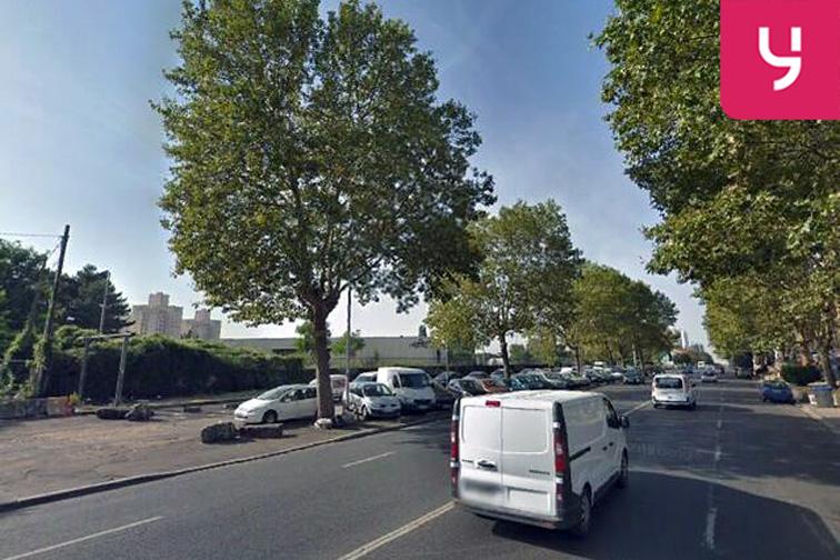 Parking Jean Jaurès - Aubervilliers box