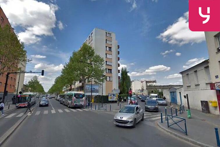 Parking Métro Aubervilliers - Pantin - Quatre Chemins location mensuelle