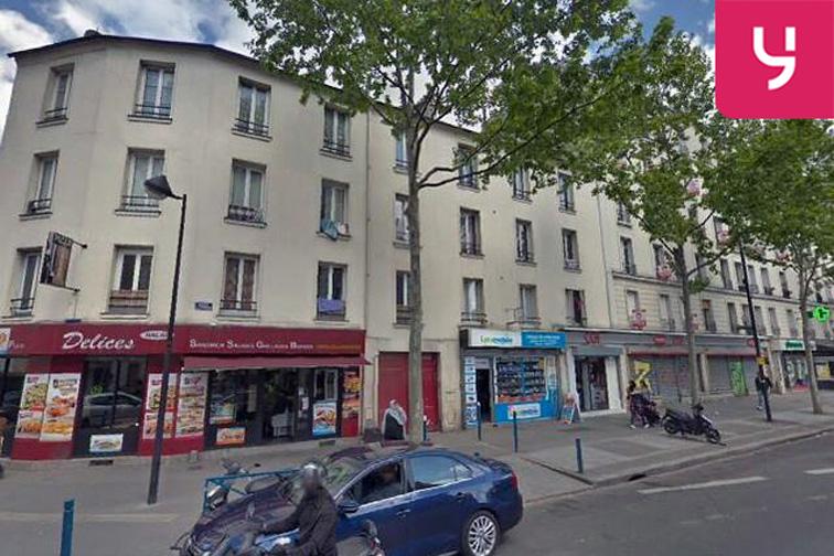 Parking Métro Aubervilliers - Pantin - Quatre Chemins 93300