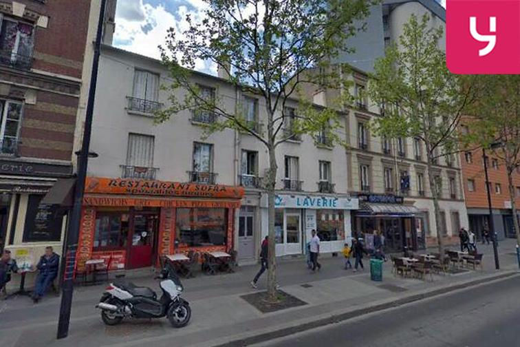 Parking Métro Aubervilliers - Pantin - Quatre Chemins location