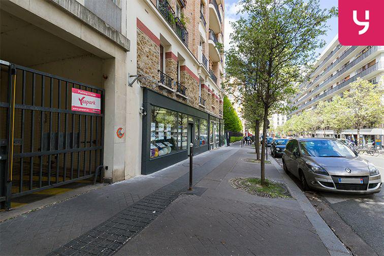 Parking Parc Georges Brassens - Convention - Paris (place moto) pas cher