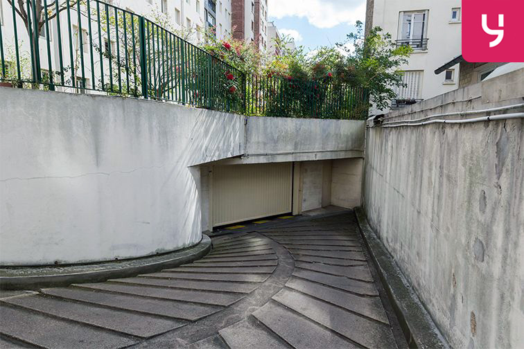 Parking Parc Georges Brassens - Convention - Paris (place moto) gardien
