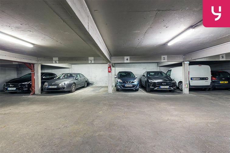 Parking Parc Georges Brassens - Convention - Paris (place moto) 24/24 7/7