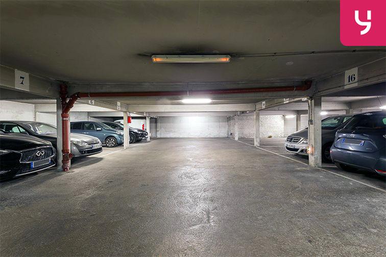 Parking Parc Georges Brassens - Convention - Paris (place moto) location