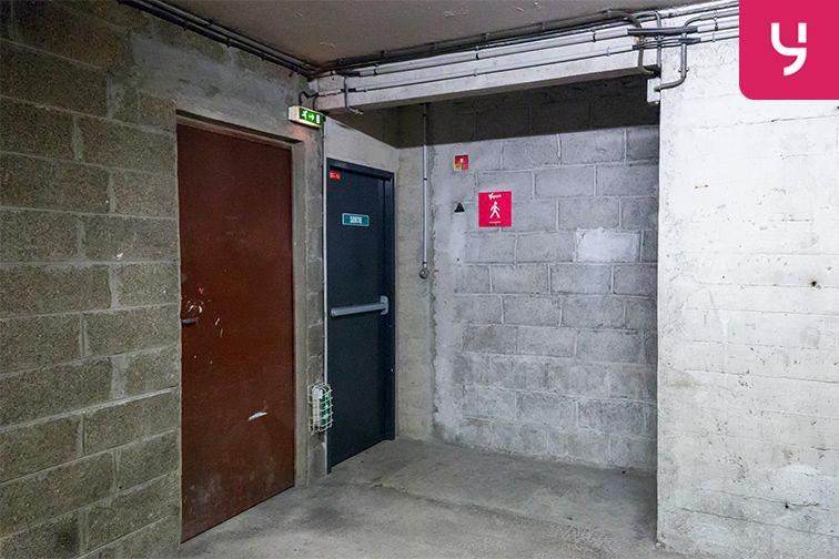 Parking Parc Georges Brassens - Convention - Paris (place moto) sécurisé
