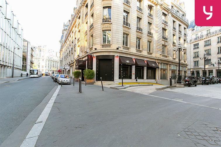 Parking Boulevard des Italiens - Paris 9 (place moto) souterrain