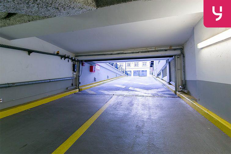Parking Boulevard des Italiens - Paris 9 (place moto) garage