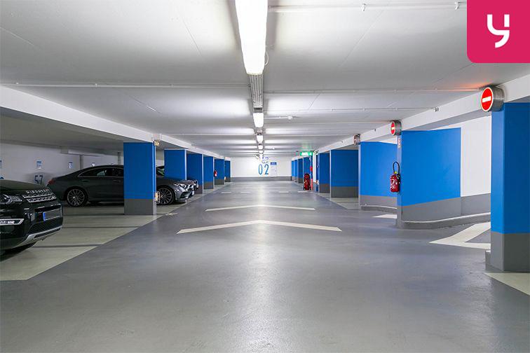 Parking Boulevard des Italiens - Paris 9 (place moto) Paris