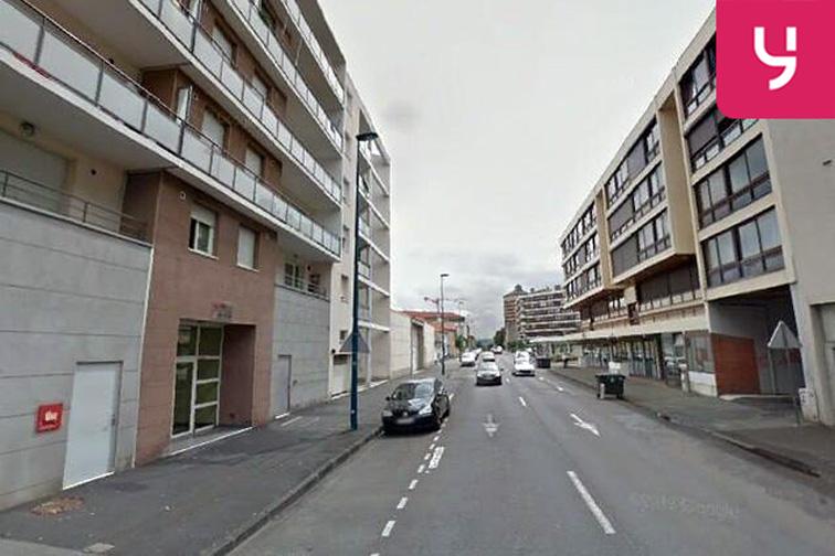 Parking Cimetière des Carmes - Avenue Edouard Michelin - Clermont-Ferrand Clermont-Ferrand