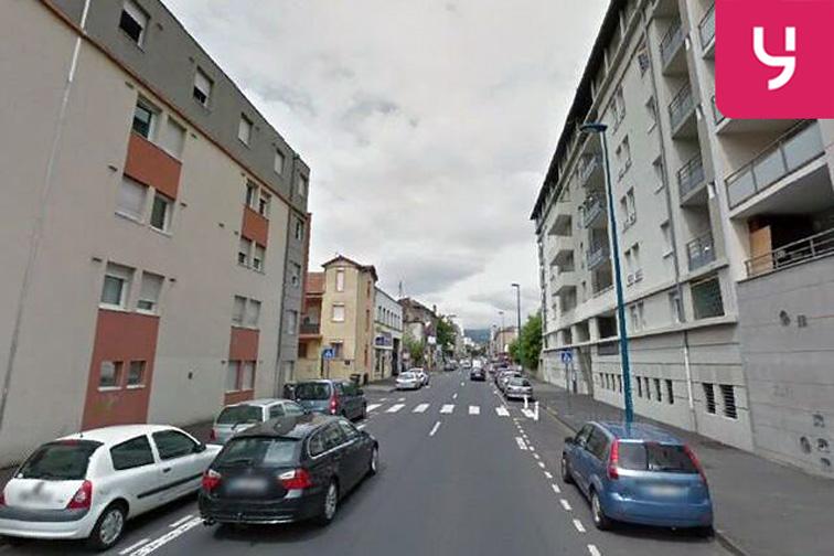 Parking Cimetière des Carmes - Avenue Edouard Michelin - Clermont-Ferrand en location