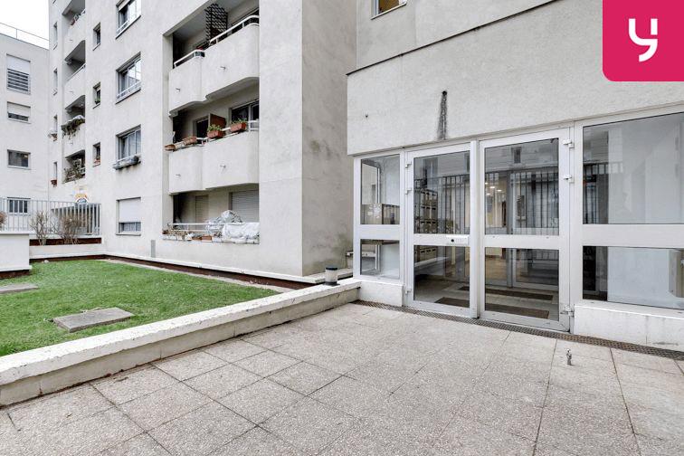 Parking Corvisart - Paris 75013