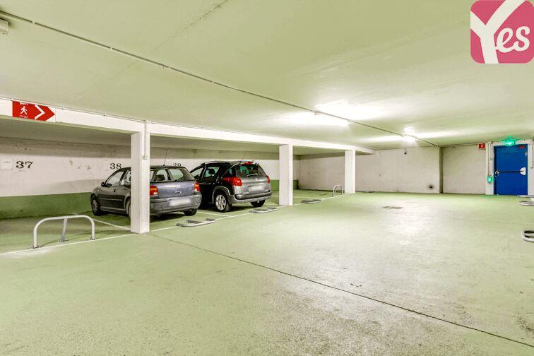Parking Corvisart - Paris sécurisé