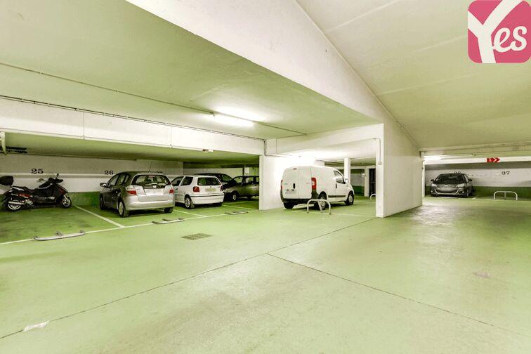 Parking Corvisart - Paris pas cher
