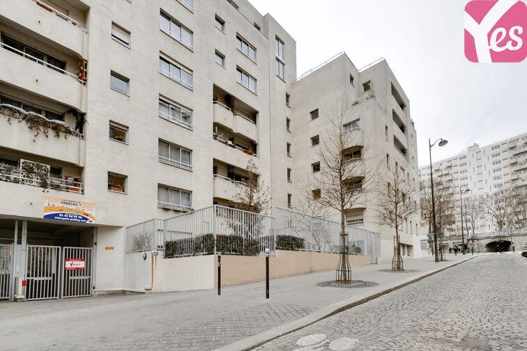 Parking Corvisart - Paris 67 rue Corvisart