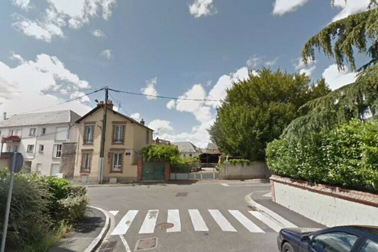 location parking Gymnase Gaston Couté - Pellerine - Orléans