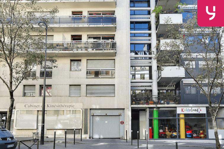 Location parking Amiral Mouchez - Paris