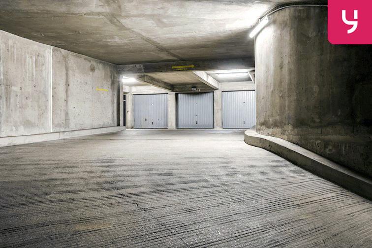 Parking Amiral Mouchez - Paris gardien