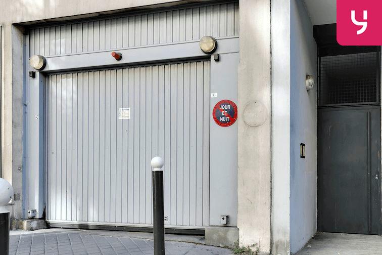 Parking Amiral Mouchez - Paris sécurisé