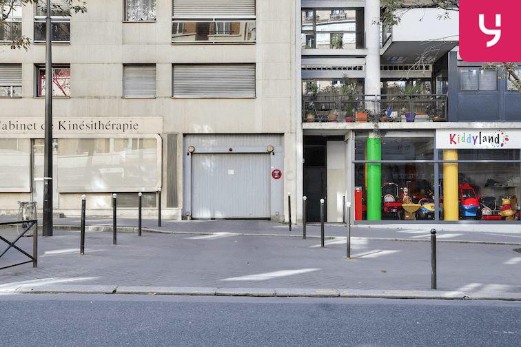 Parking Amiral Mouchez - Paris 24/24 7/7