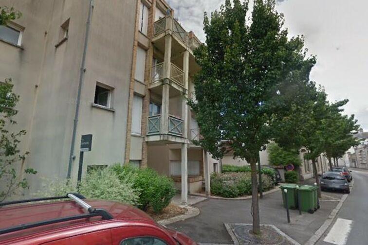 Parking Mairie - Général de Gaulle - Olivet caméra